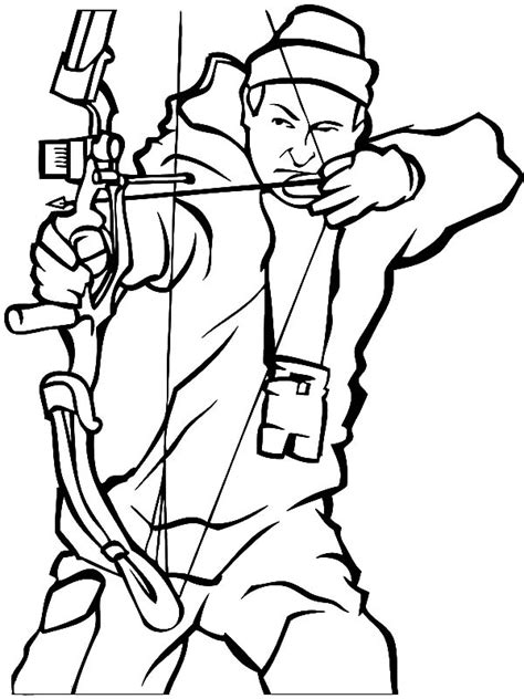 indian hunting coloring pages coloring pages