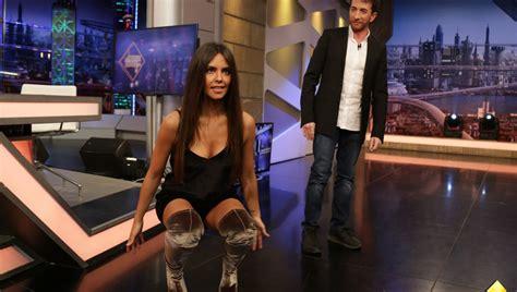 cristina pedroche antes y despus antena 3 tv el baile m 225 s hot de pedroche y la