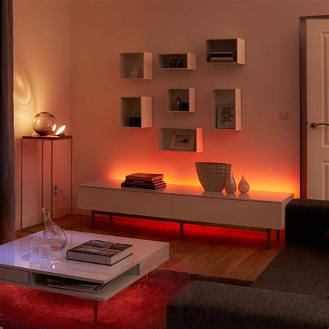 hue led strip create amazing make your home a smart home absolute home
