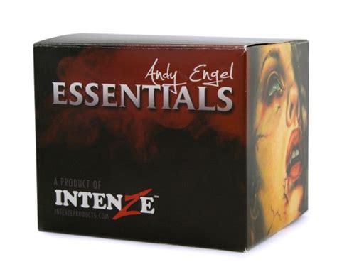 intenze tattoo ink sets andy engel essentials set intenze ink sets specials