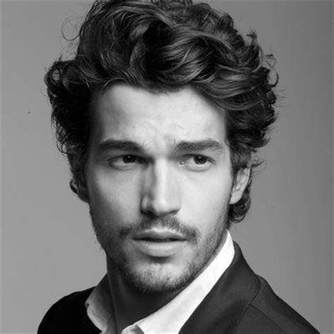 gentleman s haircut for curly hair 50 long curly hairstyles for men manly tangled up cuts