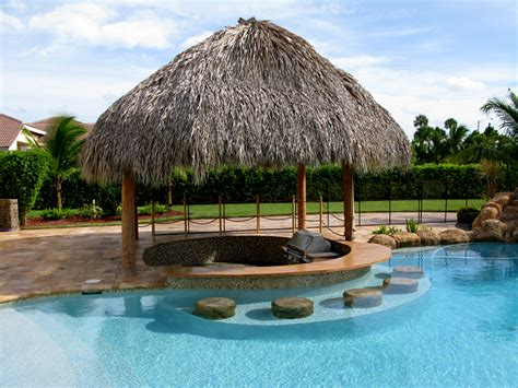 Tiki Hut Topper Tiki Hut Plans Free Top Build Tiki Bar Outdoor Tiki Bar