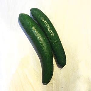 Timun Jepang perbedaan timun lokal timun jepang dan zucchini