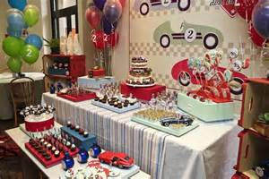 cing themed decorations vintage race car themed birthday car racing car