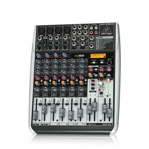 Mixer Behringer Xenyx Qx1204usb behringer xenyx qx1204usb mixer 2 mono input 2 w kt fx