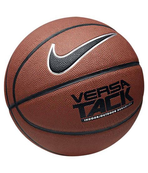 Jual Nike Versa Tack nike brown versa tack basketball buy at best price on snapdeal