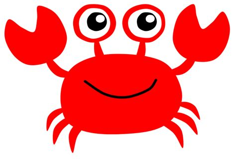 Crab Clipart Free free to use domain crab clip