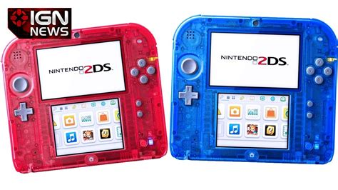 2ds colors new 2ds colors coming to america ign news
