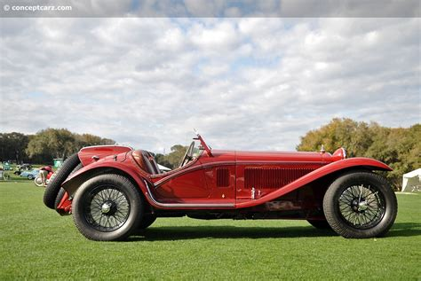 Alfa Romeo 8c 2300 by 1932 Alfa Romeo 8c 2300 Pictures History Value Research