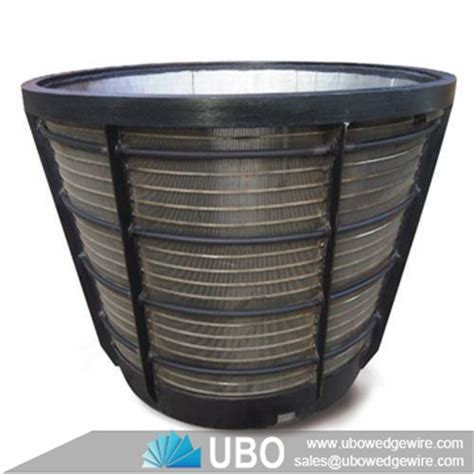 screen baskets wedge wire pressure screen basket for paper mills water strainer centrifuge screens and baskets