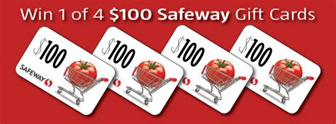 Where To Buy Safeway Gift Cards - 100 safeway gift card giveaway closed super safeway