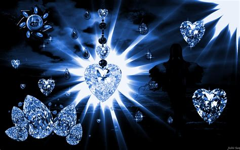 jewellery flower diamond background wall 3d wallpaper diamond wallpaper 889368
