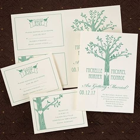 backyard wedding invitations 48 best images about carlson craft on pinterest gold