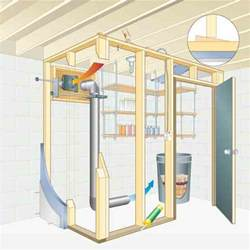 building a room in a basement build a basement root cellar diy earth news