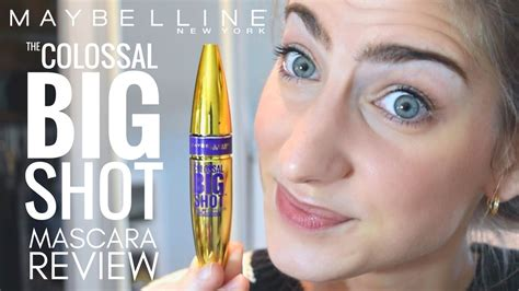 Maybelline Big new maybelline big mascara review