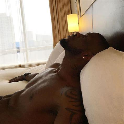 bedroom selfie peter okoye fires back at fan who took shots at him for