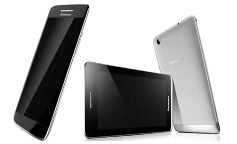 Tablet Lenovo Vibe X Lenovo Vibe X Smartphone And S5000 Tablet Announced
