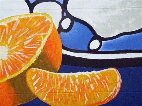 color contrast painting art classroom ideas pinterest