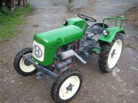 Traktor Lenkrad Lackieren by Lindner Junior