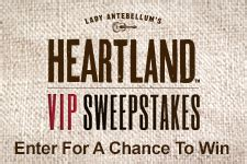 Bed Bath Beyond Sweepstakes - bed bath beyond and lady antebellum s heartland vip sweepstakes iwg win a