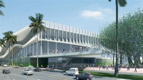 home design miami beach convention center revealed arquitectonica s new design for the miami beach