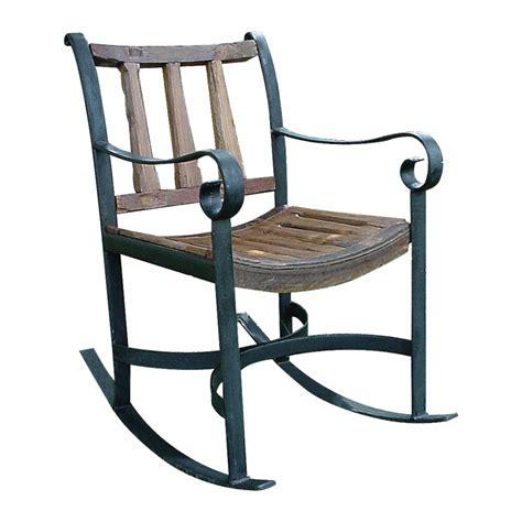 Iron Rocking Chair by Groovystuff Tf 0403 Iron Rockdale Rocker Rocking