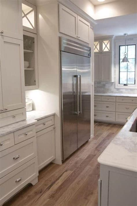 Great Room Built In Cabinets