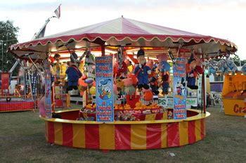 coles funfairs: side stalls