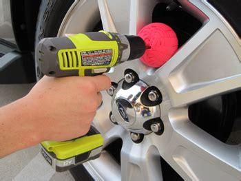clean  polish alloy wheels alloy wheel polish