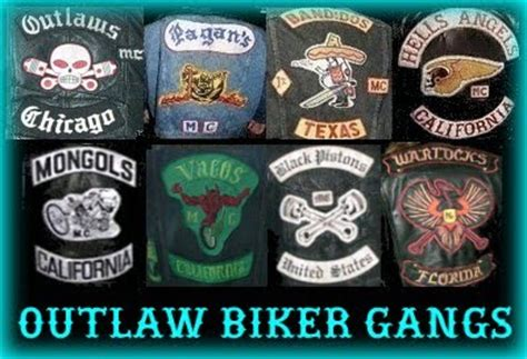 1 Er Mc Brotherhood Of Clubs Lucky 13 Menu Pin Clothing Outlaw Biker outlaw biker gangs