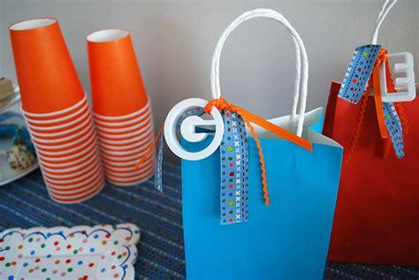 Handmade Goodie Bags - diy goodie bags merriment design