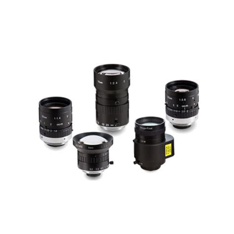 industrial lenses for industrial cameras advanced