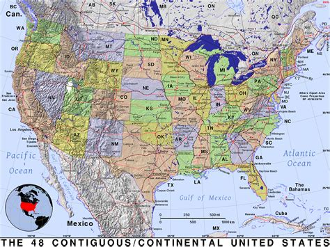 map of continental usa continental united states 183 domain maps by pat the