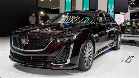 new cadillac sedans for 2020 2020 cadillac ct5 v to be launched this month sada el balad
