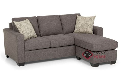 702 fabric sleeper sofas chaise sectional by stanton is