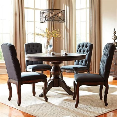 signature design  ashley trudell  piece dining set sale
