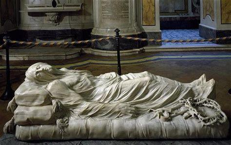 sculpture the veiled christ naples cristo velato picture of museo cappella sansevero