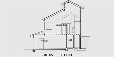 Multi Level House Floor Plans view house plans sloping lot house plans multi level
