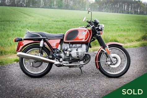 Bmw Motorrad R75 by 1975 Bmw R75 6