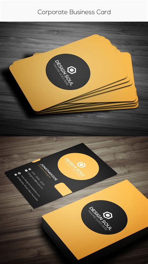 Photoshop Business Card Templates by 15 Premium Business Card Templates In Photoshop
