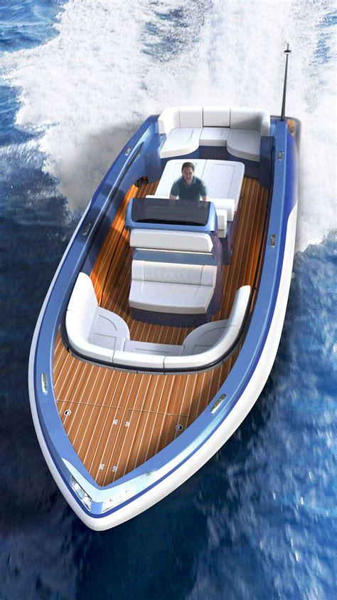 rib boat luxury luxury rib boat for superyachts design by h bekradi