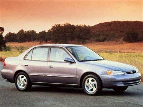 1999 toyota corolla | pricing, ratings & reviews | kelley