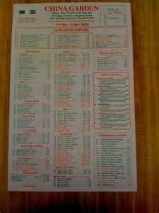china garden menu menu for china garden mint hill