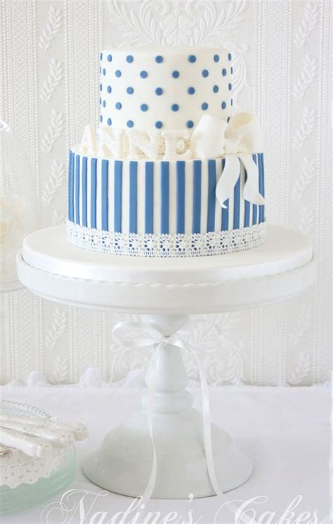 7998 Laudya Blue 17 best images about geometric cake inspiration on