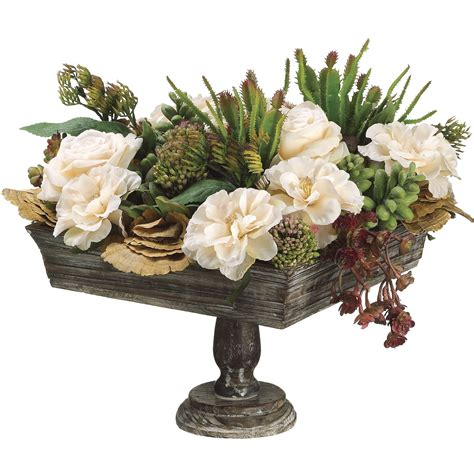 Small Kitchen Island Cart - crazy for cacti beautiful artificial cactus arrangements