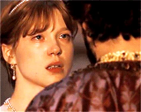 lea seydoux robin hood 2010 gif find share on giphy