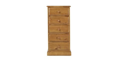 Country Pine Chest Of Drawers by Country Pine 5 Drawer Chest Of Drawers Lifestyle