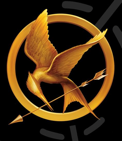 How To Make A Mockingjay Pin Out Of Paper - catching giveaway the book smugglers