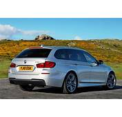 BMW 5 Series Touring Estate Pictures  Carbuyer
