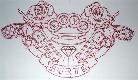 love hurts tattoo hurts stuff to buy